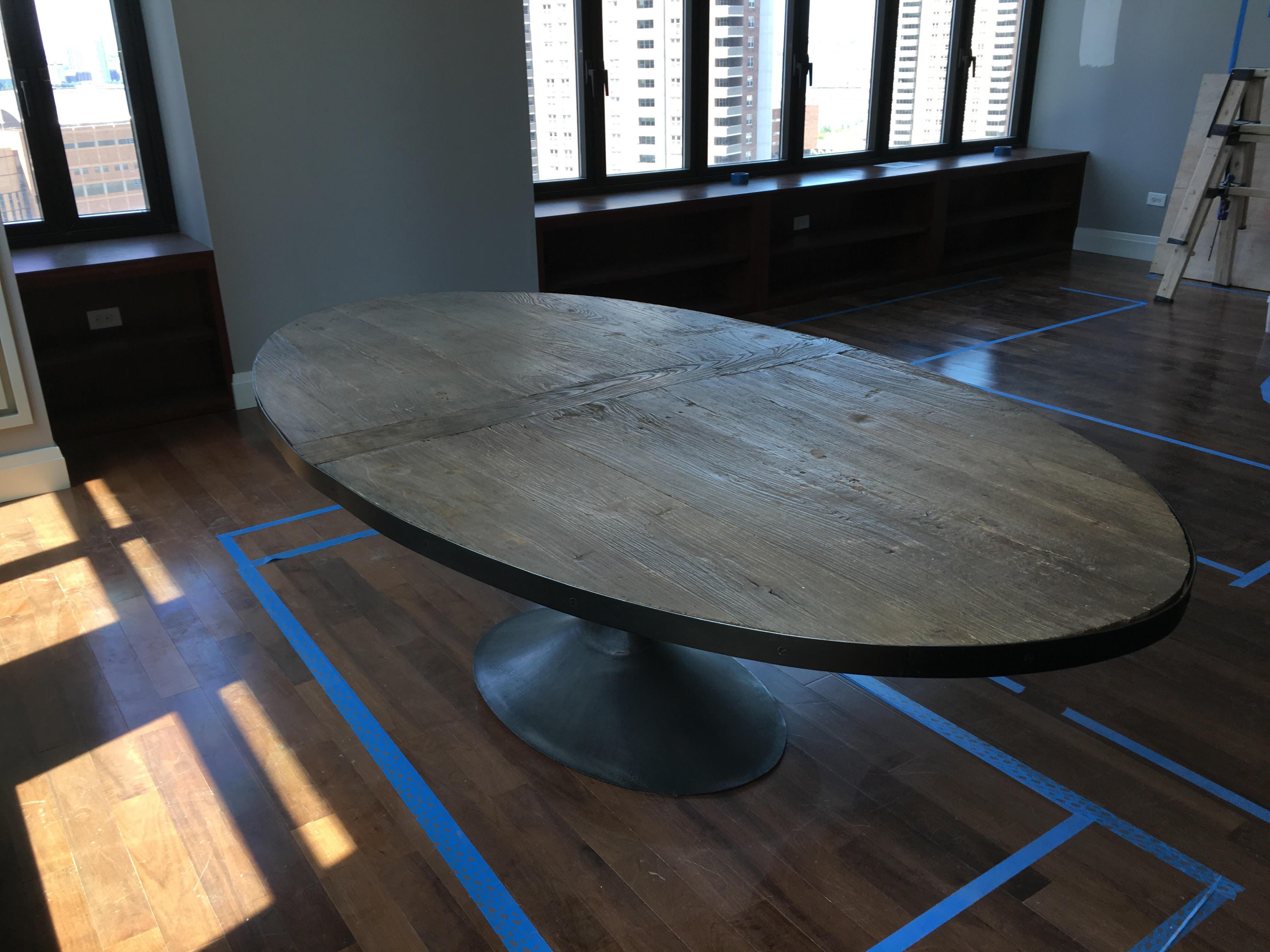 Reclaimed Wood Oval Dining Table eldesignrcom : restoration hardware aero reclaimed wood dining table 6107aspectfitampwidth640ampheight640 from eldesignr.com size 640 x 640 jpeg 43kB