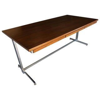 1960s Vintage Jules Wabbes Writing Table