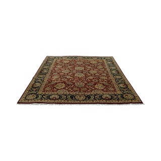 Isfahan 12x16 Hand Knotted Persian Rug