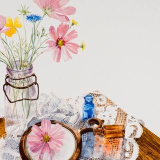 Nita Marlette Spring Flowers Painting
