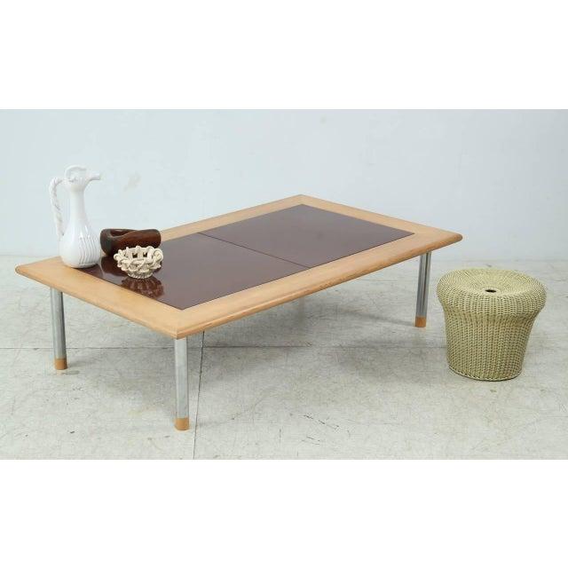 Rectangular Antti Nurmesniemi Table - Image 1 of 1