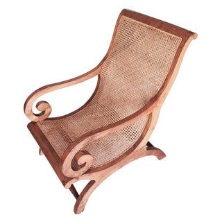 Antique Plantation Chair