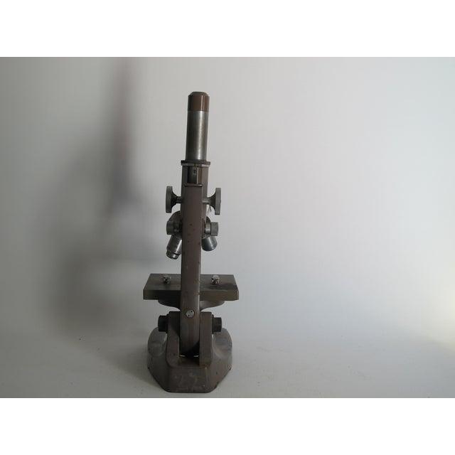 Image of 1970's Swift Microscope