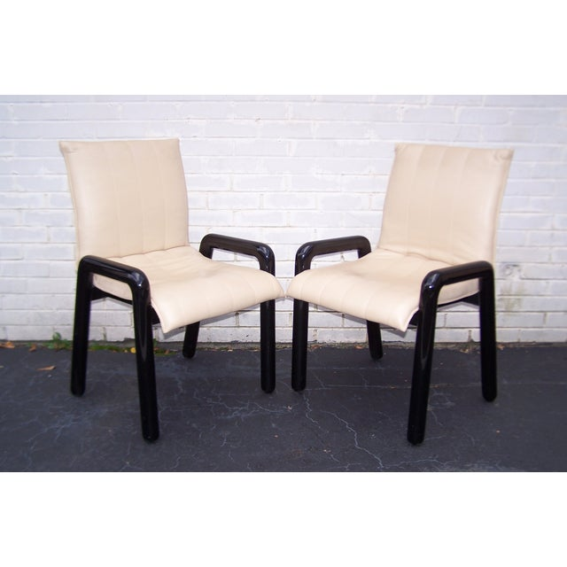 Pace Collection Dining Chairs Mariani - Set of 4 - Image 4 of 7