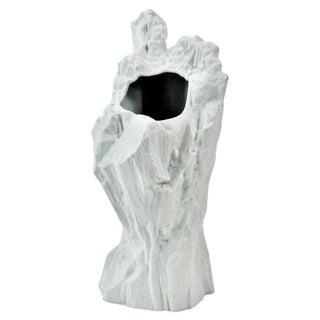 Hutschenreuther Bisque Porcelain Vase