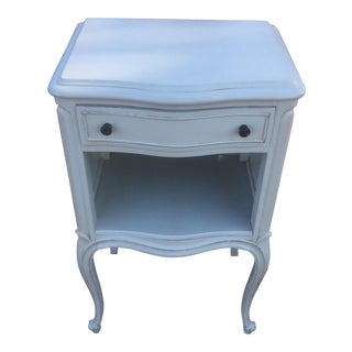 French Provincial Bedside Table