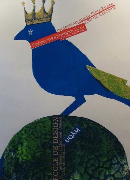 Original Halasa Poster Design Bird Brain Chairish