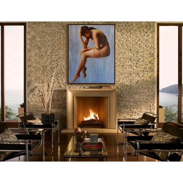 'Duo Milia Annorum Seu Instar Puncti' Painting - Image 7 of 10