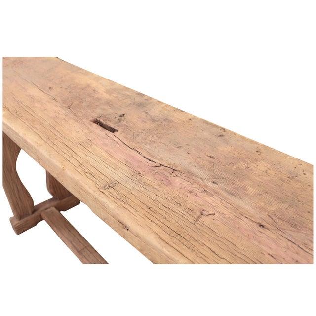 Sarreid LTD Altar Table - Image 3 of 4