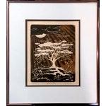 Image of Al Kaufman Intaglio Etchings - A Pair