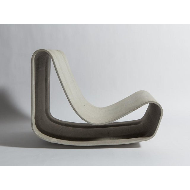 Image of Willy Guhl Loop Chair & Side Table - 2 Pieces