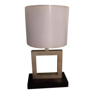 Modern Minimalist Square Table Lamp