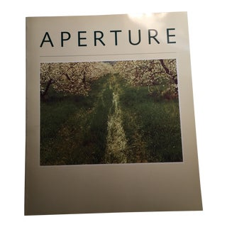 'Aperture' Photography Book