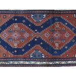 """Image of Leon Banilivi Antique Kuba rug - 3'5"""" x 5'8"""""""