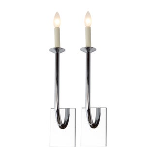 Palmer Hargrave Wall Sconces - A Pair