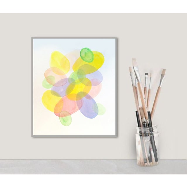 'SPRiNG Fever' 1/3 Original Watercolor Painting - Image 2 of 3