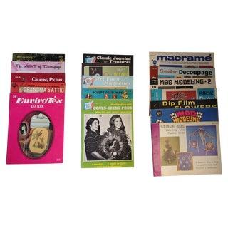 1970s Vintage Craft Magazines - Set of 17