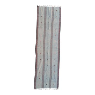 Hand Woven Linen Table Runner