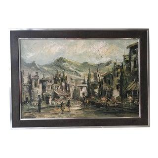 Original Oil on Canvas Painting