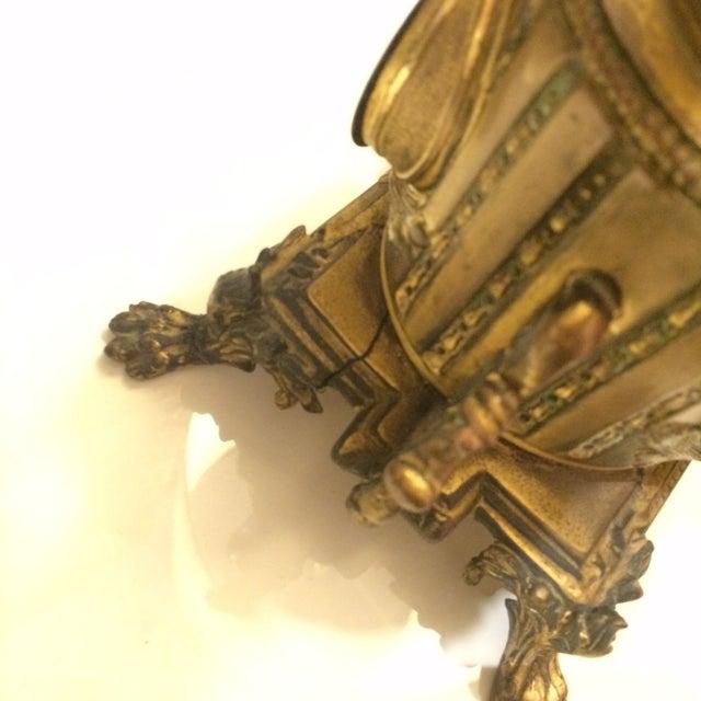 Bronze Sculptural Clock - Image 8 of 8
