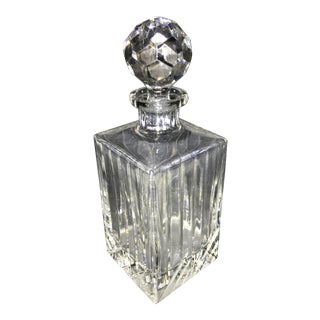 Denak Vodka Glass Decanter