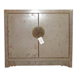 Asian Two Door Cabinet