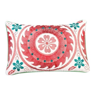 Nishchint Embroidered Pillow