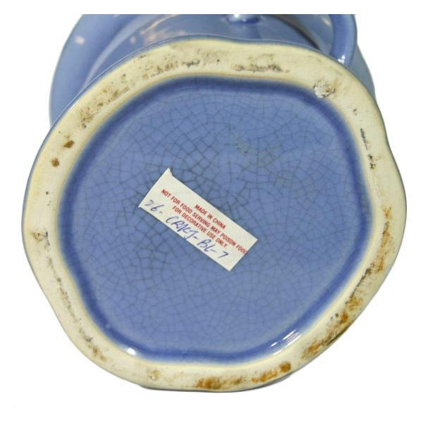 Chinese Blue Celadon Planter - Image 6 of 6