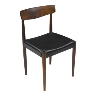 Knud Faerch Danish Rosewood Dining Chairs