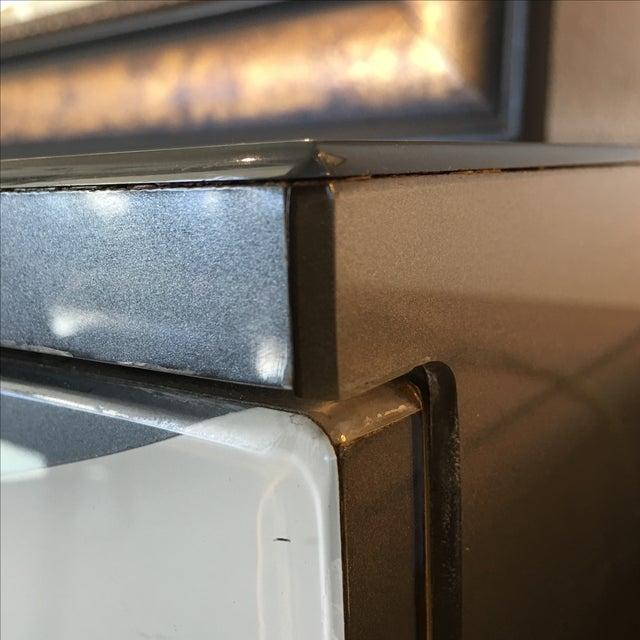 Modern Metallic Lacquer Sideboard - Image 7 of 10