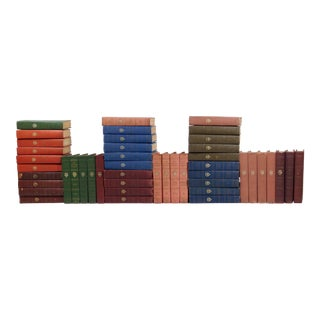 Harvard Classics Book Collection - Set of 46