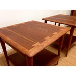Image of Mid-Century Lane Acclaim End Tables - A Pair
