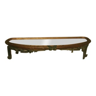 18th Century Palladio Carved Console Shelf