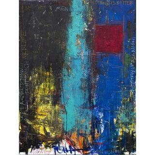 """1615"" Original Abstract Painting"