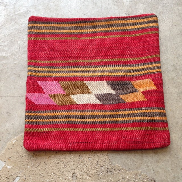 Vintage Kilim Pillow - Image 2 of 5