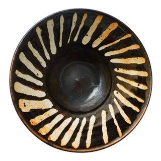 Mid-Century Modern Studio Pottery Bowl