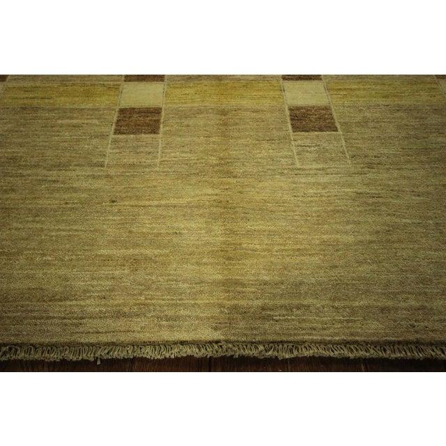 Traditional Earth Tone Gabbeh Rug 5 39 2 X 5 39 2 Chairish