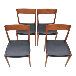 1960s Svegards Markaryd Dining Chairs - S/4