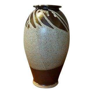 Stan Beppu Art Pottery Vase