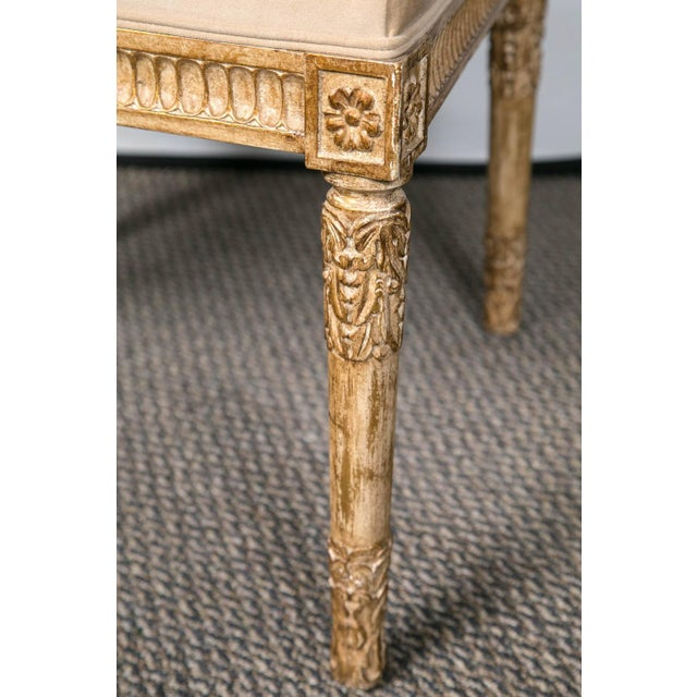 Nancy Corzine Dupuy Dining Chairs - Set of 8 - Image 4 of 10