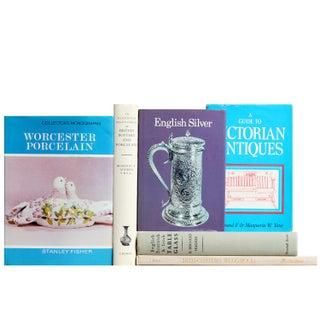 Decorative Books: British Tableware - Set of 6