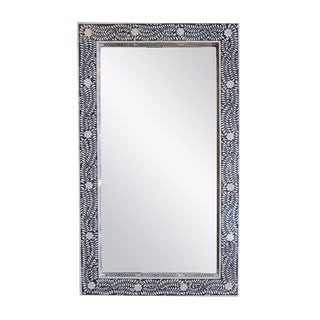 Bone Inlay Full Length Mirror