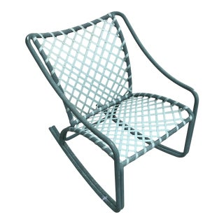 Brown Jordan Patio Rocker