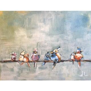 Fresh Air Impressionist Painting