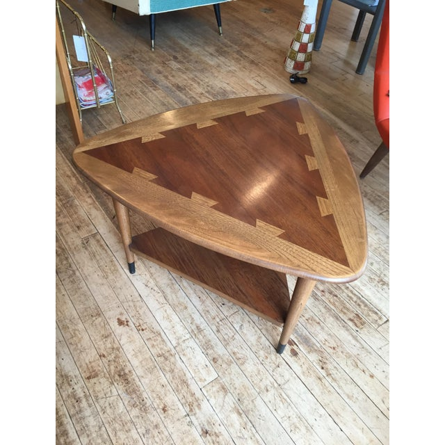 Lane Acclaim Guitar Pick Triangle Table - Image 3 of 4