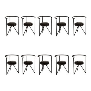 Philippe Starck Miss Dora Chairs