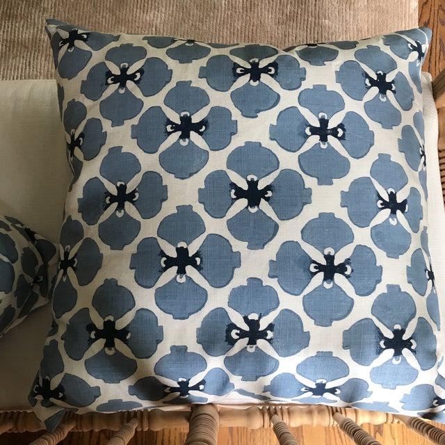 Galbraith and Paul Linen Pillows - A Pair - Image 5 of 8