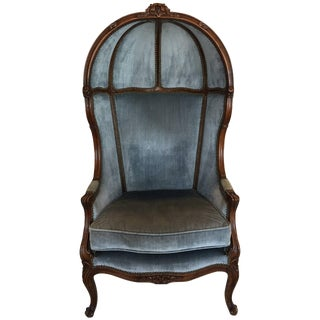 Vintage Porter's Chair