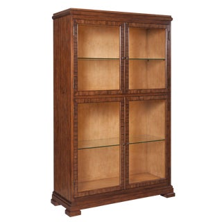 Sarreid LTD Embassy Curio Cabinet