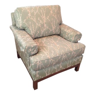 Stickley Green Pasadena Chair
